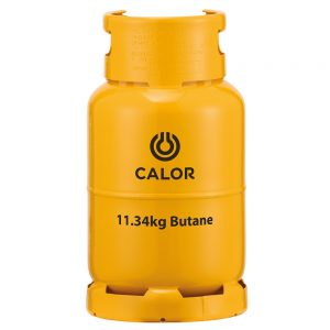 Calor 11.34kg butane refill bottle