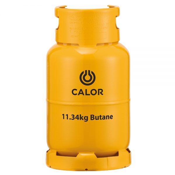 Calor 11.34kg butane refill bottle