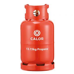Calor 13.15kg propane refill