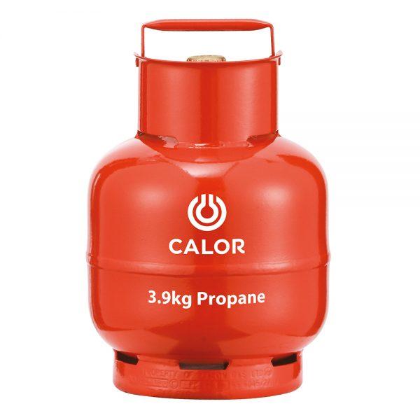 Calor 3.9kg butane refill bottle