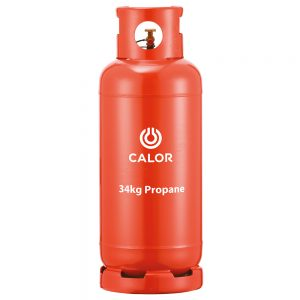Calor 34kg propane refill