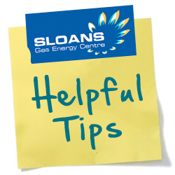 Sloans Helpful Tips